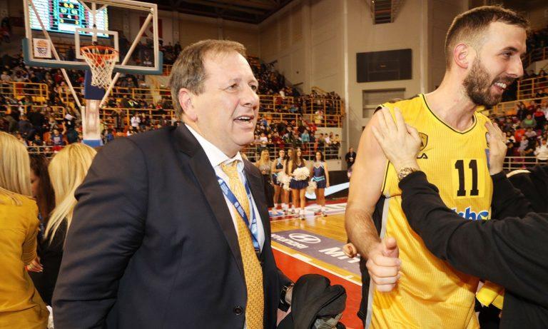 Μάκης Αγγελόπουλος: Στην εποχή του η ΑΕΚ έχει 4 τρόπαια!