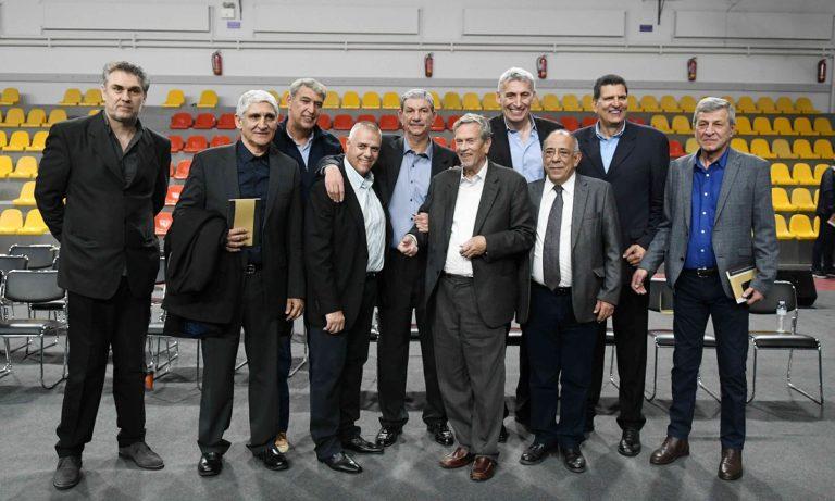 Κώστας Πετρόπουλος: Μετονομάστηκε το ιστορικό κλειστό της Πάτρας, μεγάλη τιμή για τον Νουρέγιεφ