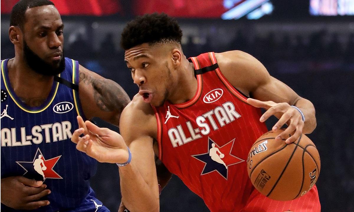 NBA All Star Game: Αυτό μάλιστα, ήταν ματσάρα!