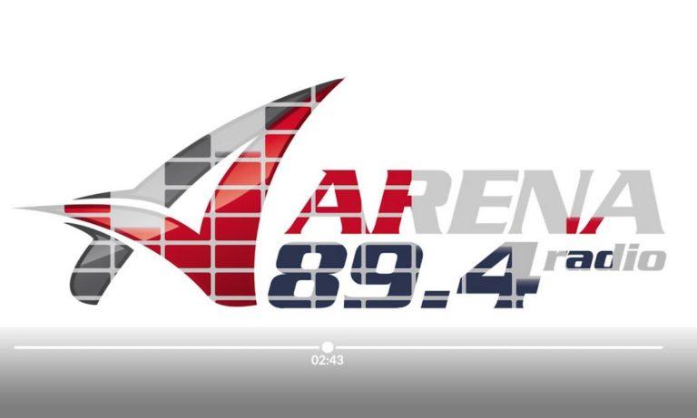 «Λουκέτο» στον Arena FM!