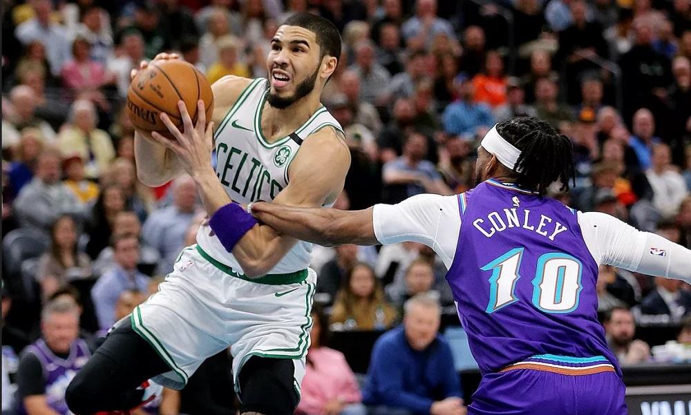 NBA: Νέα 30άρα ο Τέιτουμ, ακόμη ένα triple double o Ντόντσιτς (vids) - Sportime.GR