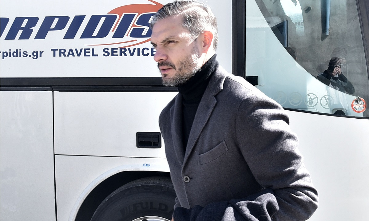Χαριστέας: «Η διαιτησία είναι ο καρκίνος του ελληνικού ποδοσφαίρου» (vids)