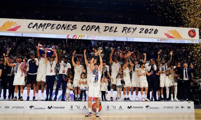 Copa del Rey: Το σήκωσε με… περίπατο η Ρεάλ (vid)