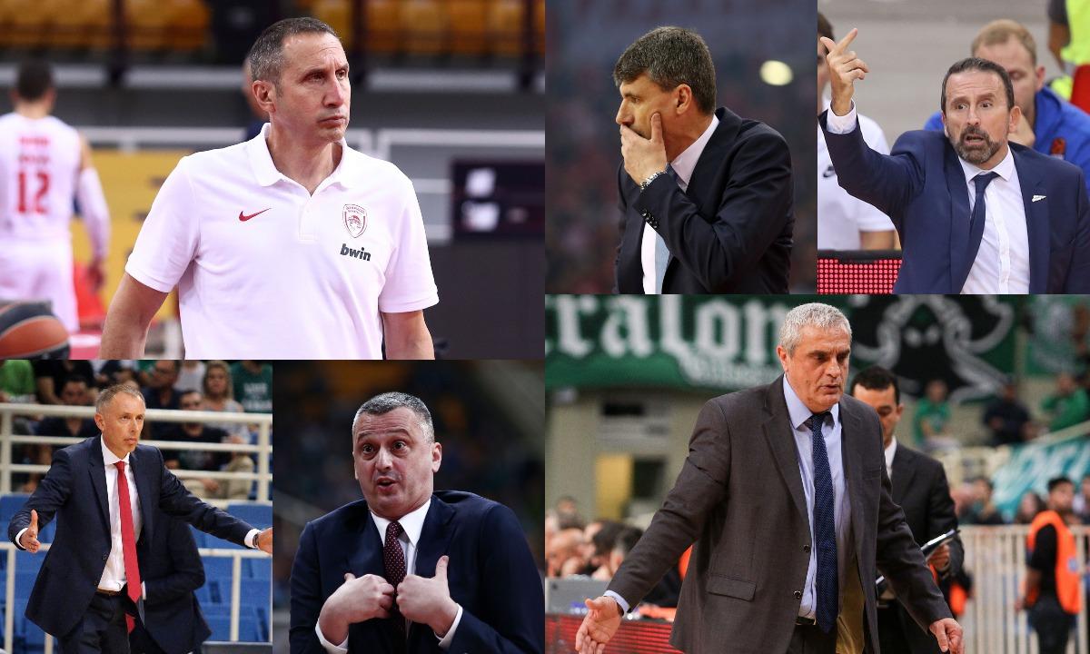 Euroleague: Η προπονητοφαγία σε έξαρση! - Sportime.GR