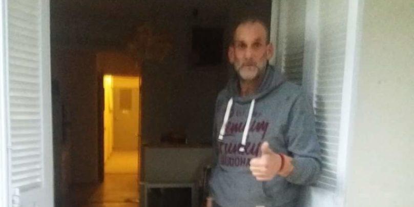 ΑΕΚ: «Παίκτης-οπαδοί βοήθησαν Θοδωρή-Θανάση να βρουν σπίτι» (pic)