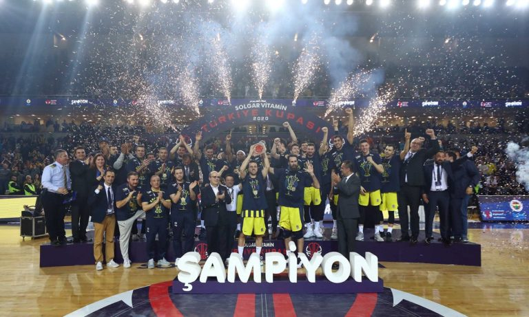Κύπελλο Τουρκίας: Το τρόπαιο στην Φενέρμπαχτσε (vid)