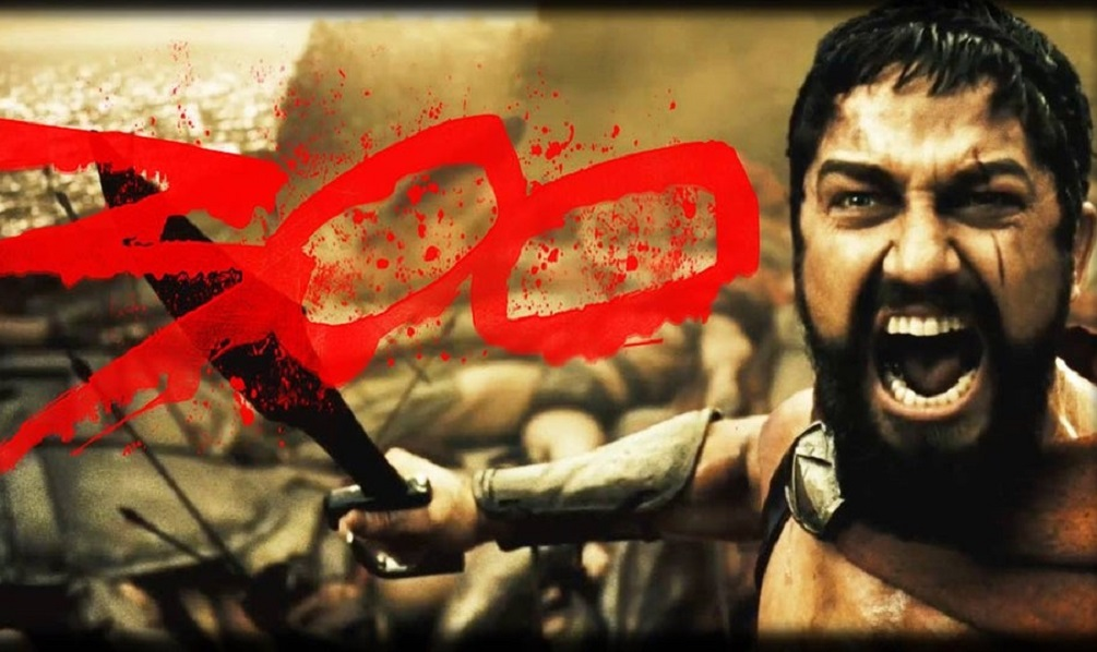 This is Sparta: Τότε έρχεται στη Σπάρτη ο Τζέραρντ Μπάτλερ (vid)