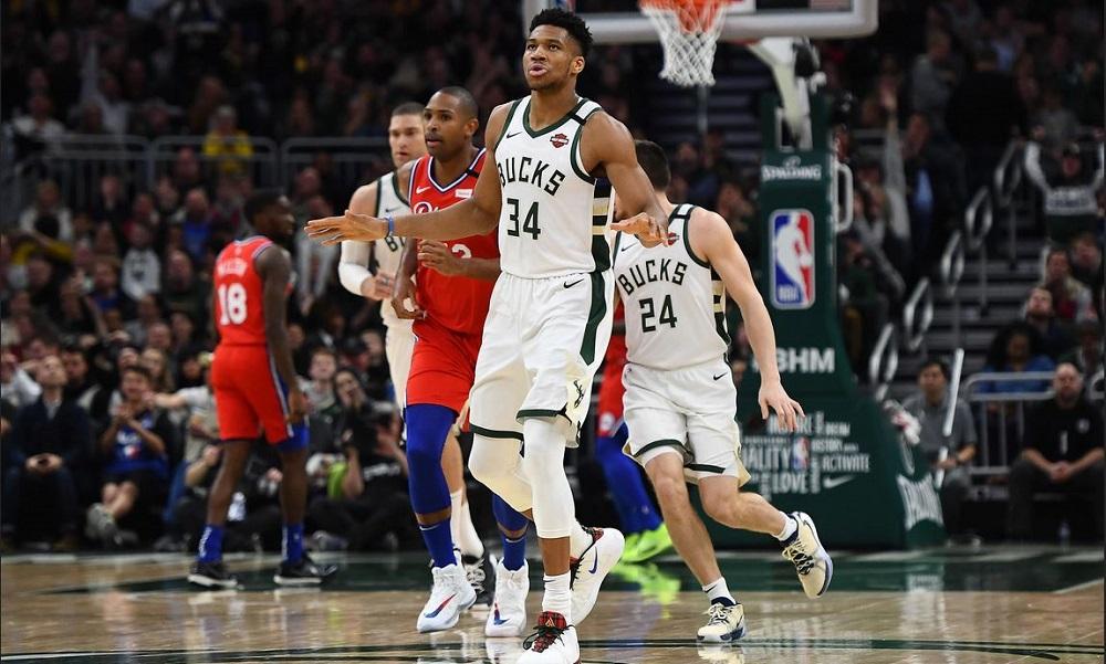 Στα play off οι Μπακς, ρεκόρ στο NBA!