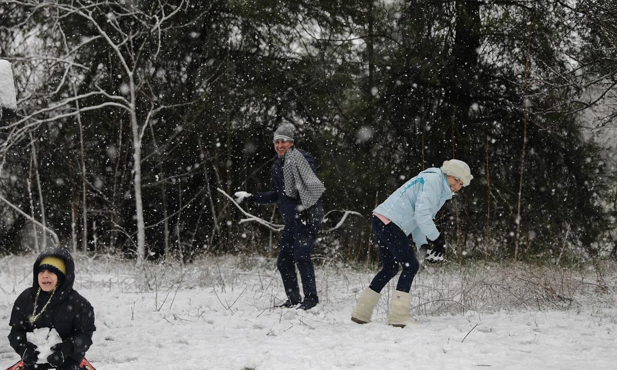 Καιρός: Πότε και που θα χιονίσει στην Αττική