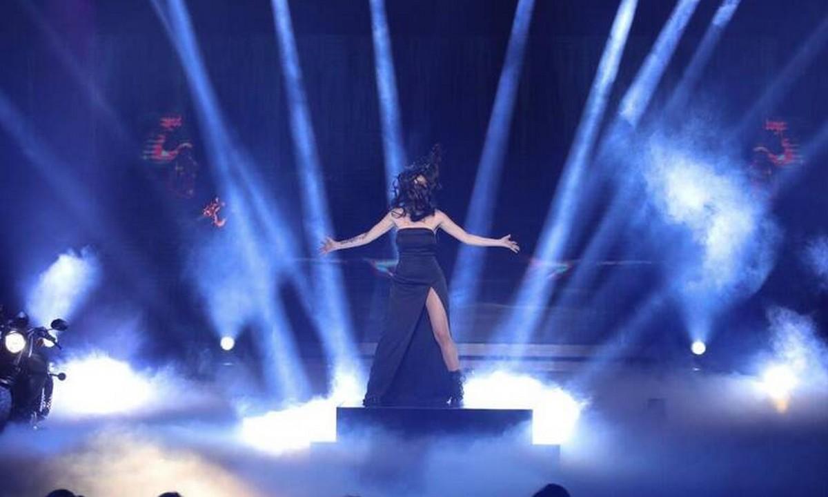 YFSF – Τρομερή μεταμόρφωση: Η Κατερίνα Κουκουράκη (Vegas) έγινε Πάολα! (vid)