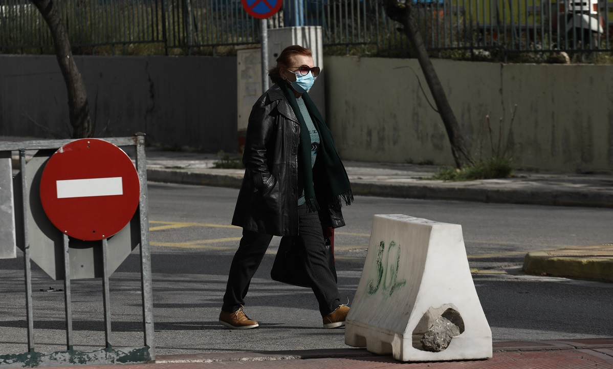 Κορονοϊός: Ιχνηλατείται η πορεία των νοσούντων (vids)