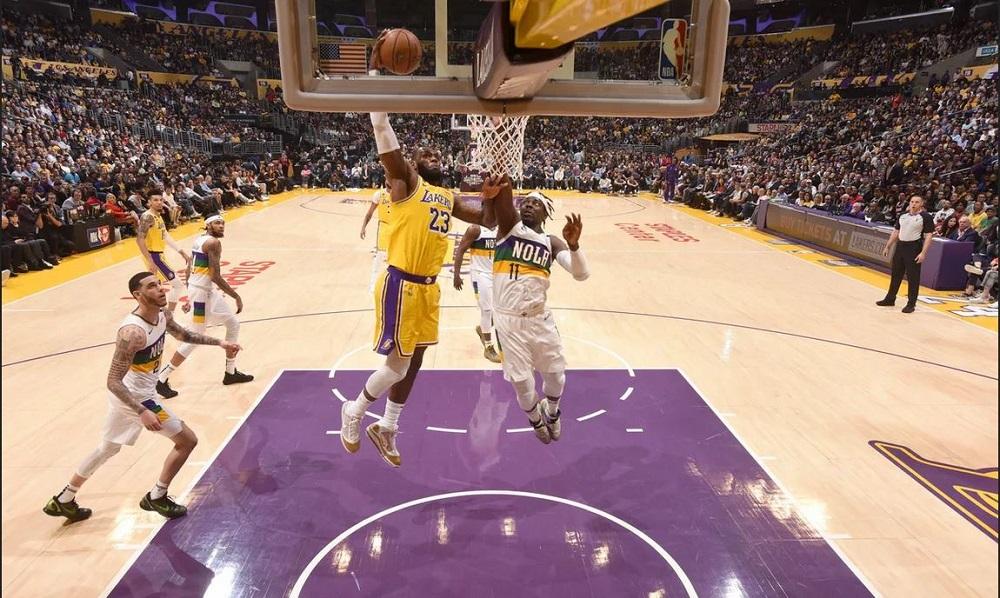 NBA: 40άρα ο ΛεΜπρόν, νίκη οι Λέικερς (vids)
