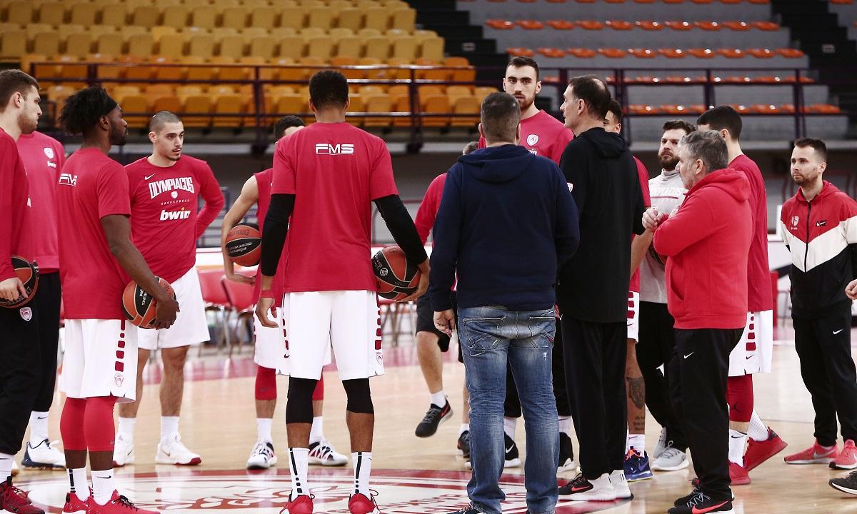 Ολυμπιακός: Με οκτώ παίκτες κόντρα στην ΤΣΣΚΑ - Sportime.GR