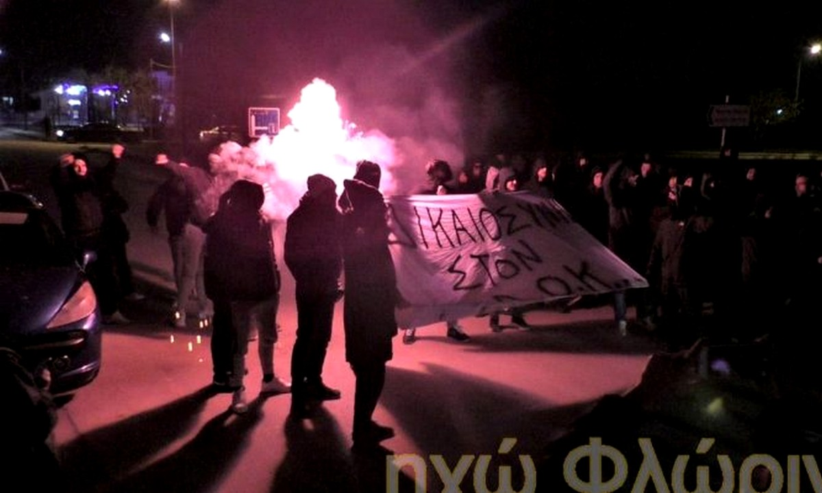 Οπαδοί του ΠΑΟΚ αποδοκίμασαν τον Άδωνι Γεωργιάδη στη Φλώρινα (vid) - Sportime.GR