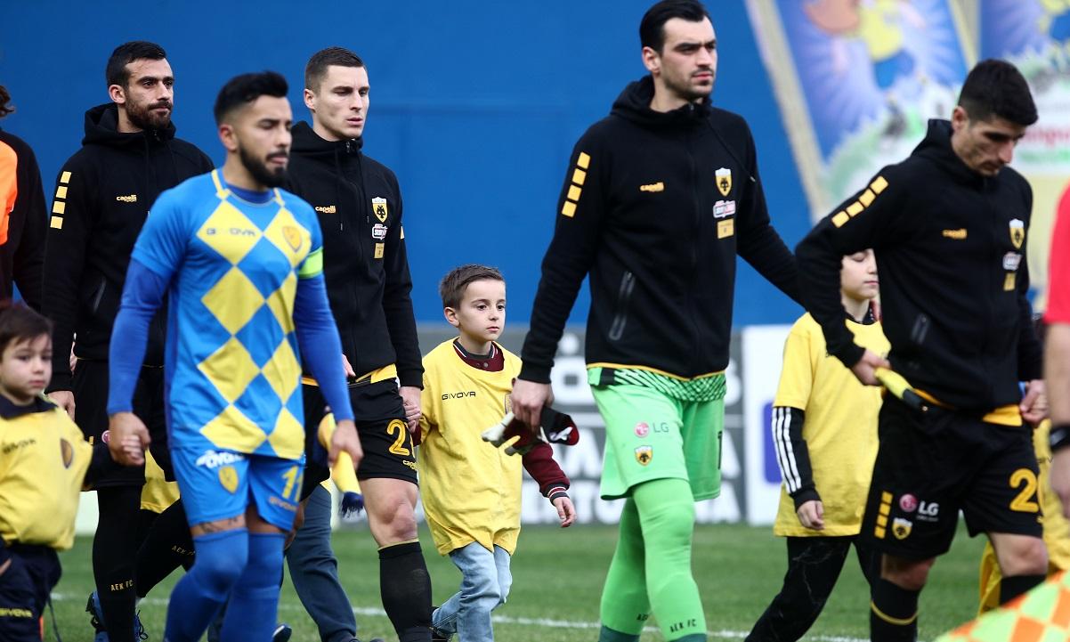 ΑΕΚ - Παναιτωλικός: Το τελευταίο «εισιτήριο» για τους «4» του Κυπέλλου
