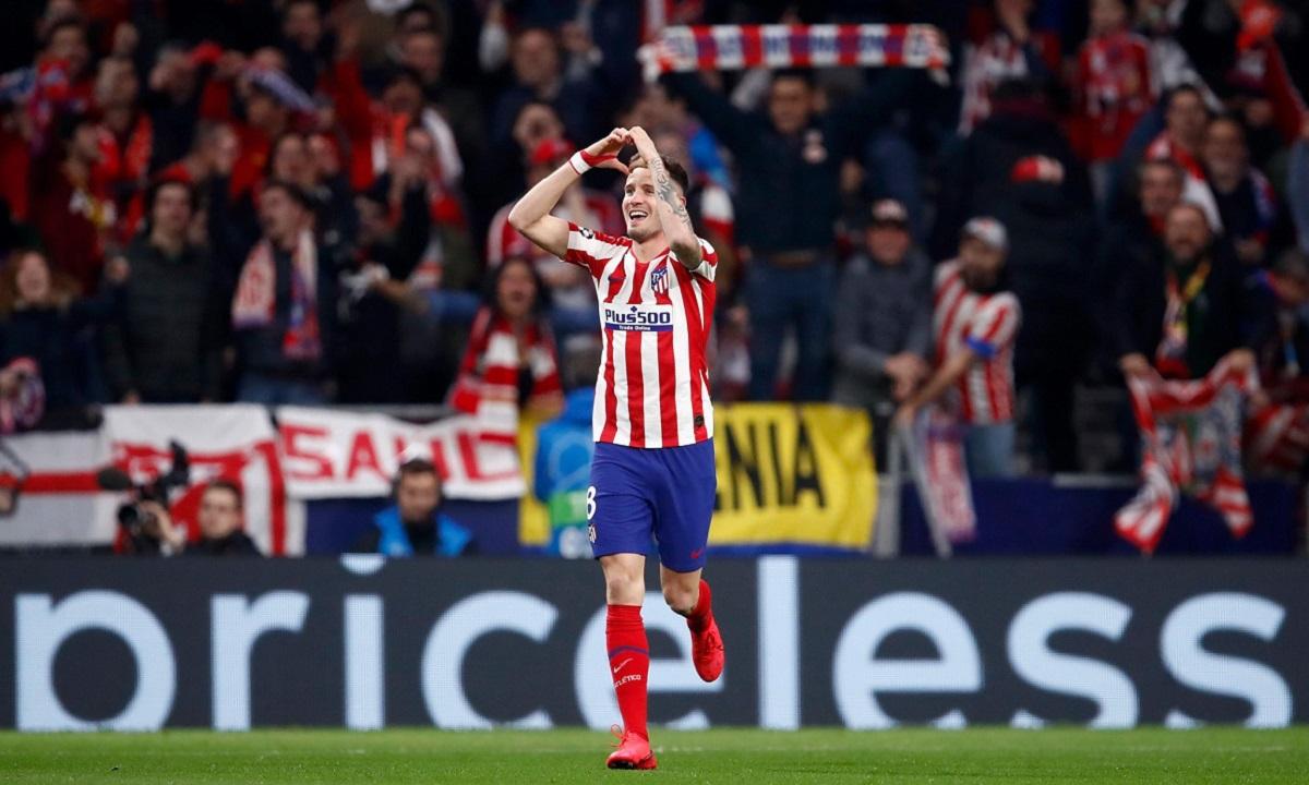 Ατλέτικο Μαδρίτης - Λίβερπουλ 1-0