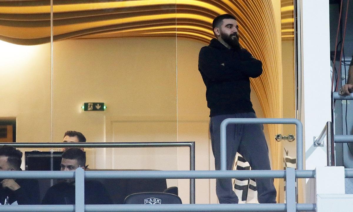 Γιώργος Σαββίδης: «Απόλυτη στήριξη στον Αμπέλ Φερέιρα» (pic)