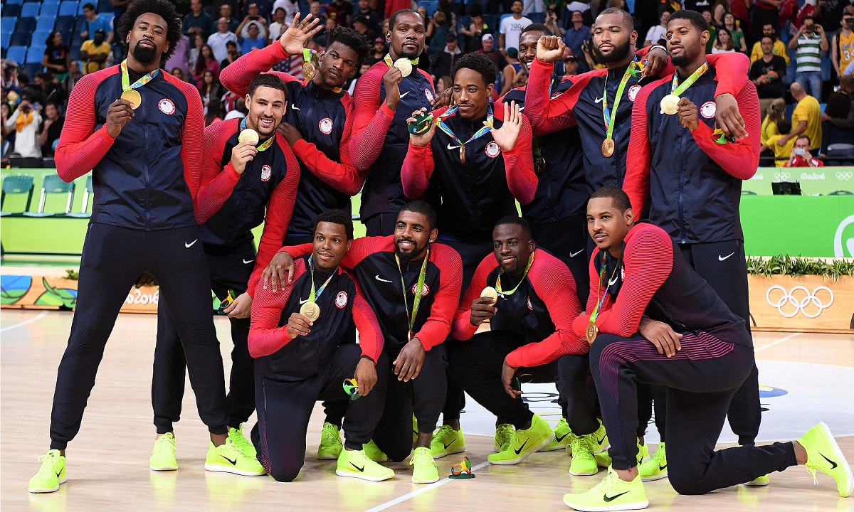 Team USA: Προεπιλογή με ΛεΜπρόν, Κάρι και Ντουράντ (vid)