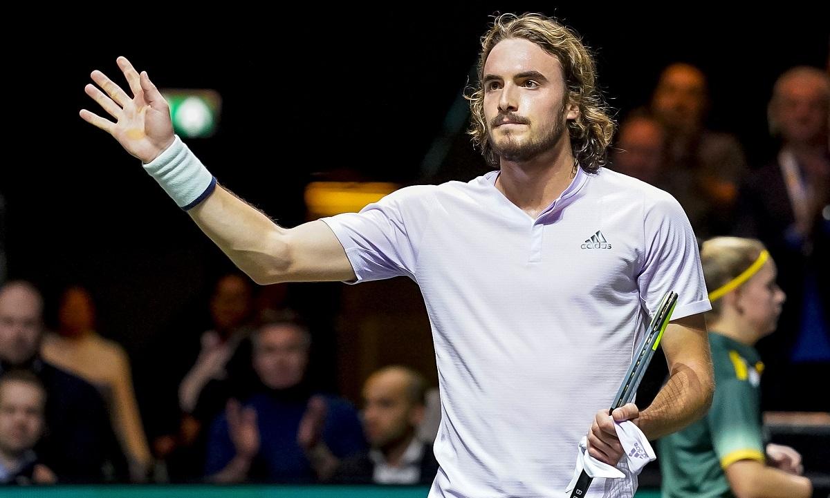 Ο Τσιτσιπάς «έστειλε» την Εθνική στο World Group II του Davis Cup
