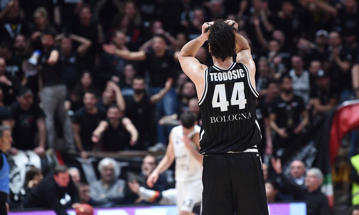 Βίρτους: Χωρίς Τεόντοσιτς στον ημιτελικό - Sportime.GR