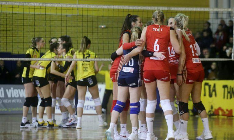 Κύπελλο Γυναικών: Στο Final-4 Ολυμπιακός, Άρης ΠΑΟΚ και ΑΟ Θήρας