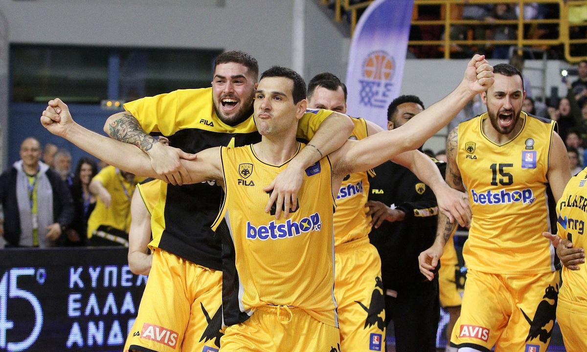 Ζήσης: «Επόμενος στόχος της ομάδας το Final Four» - Sportime.GR