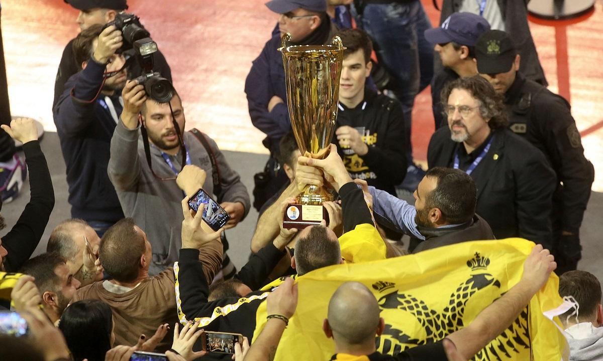 ΑΕΚ: «Θα γιορτάσουμε το Κύπελλο στο παιχνίδι με το Ρέθυμνο» - Sportime.GR