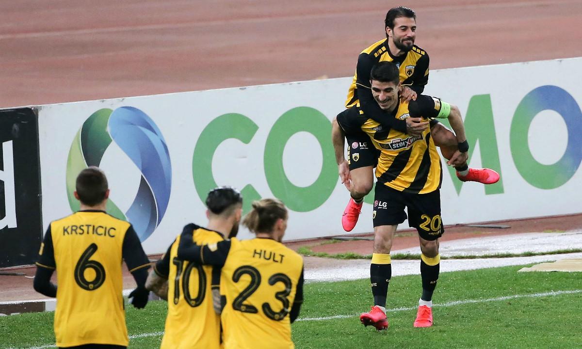ΑΕΚ-ΟΦΗ 3-0: Παράσταση... νίκης!