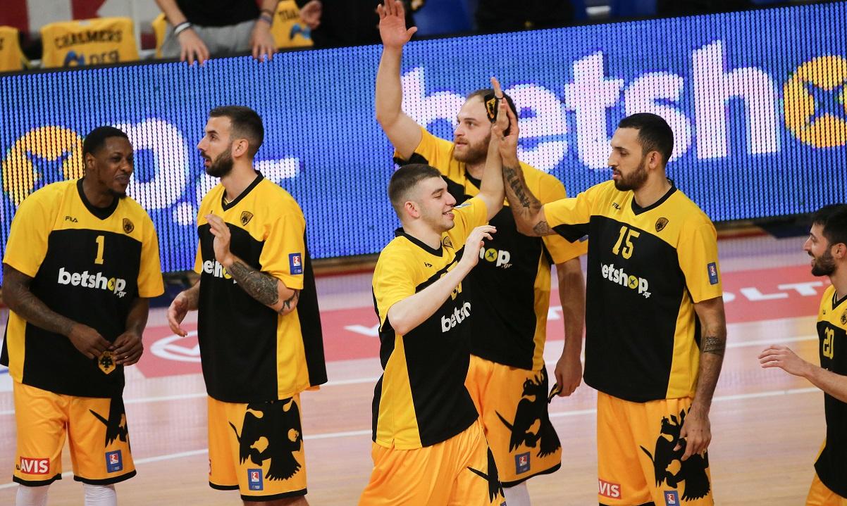 Basket League (18η αγωνιστική): Έτσι διαμορφώθηκε μετά τη νίκη της ΑΕΚ