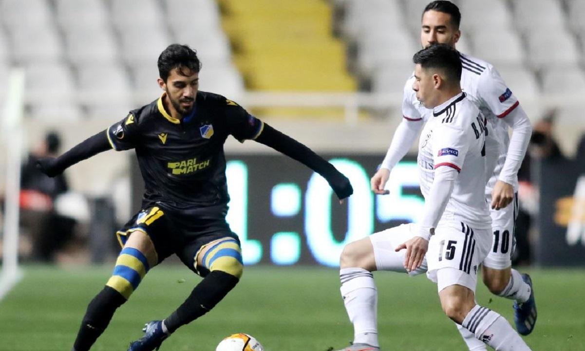 Europa League: «Μαύρη νύχτα» για τον ΑΠΟΕΛ, νίκες για Λεβερκούζεν, Ρόμα (vid) - Sportime.GR