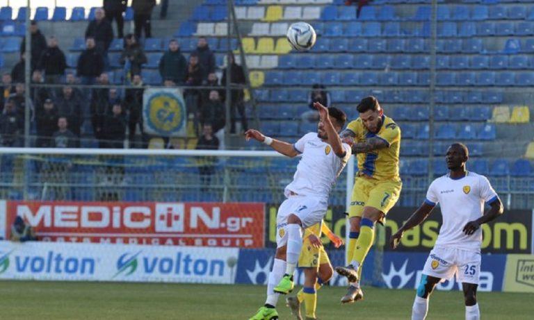 Αστέρας Τρίπολης – Παναιτωλικός 2-1: Με Ντέλετιτς στο 94′! (vid)