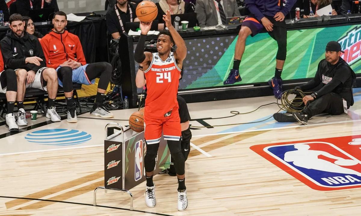 NBA All Star Game 2020: Νέος «βασιλιάς» των τριπόντων ο Μπάντι Χιλντ (vids)