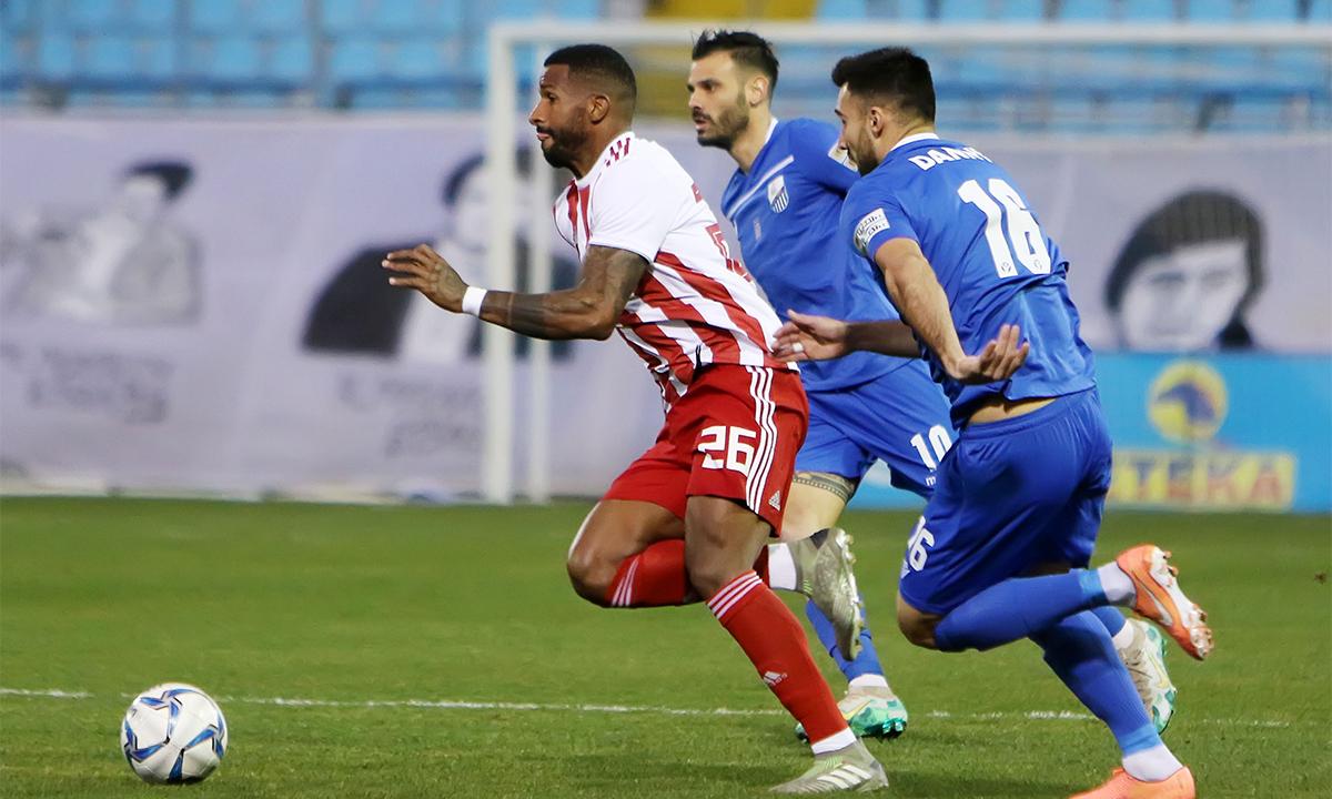 Ολυμπιακός: Το φυσιολογικό 0-0 στη Λαμία…