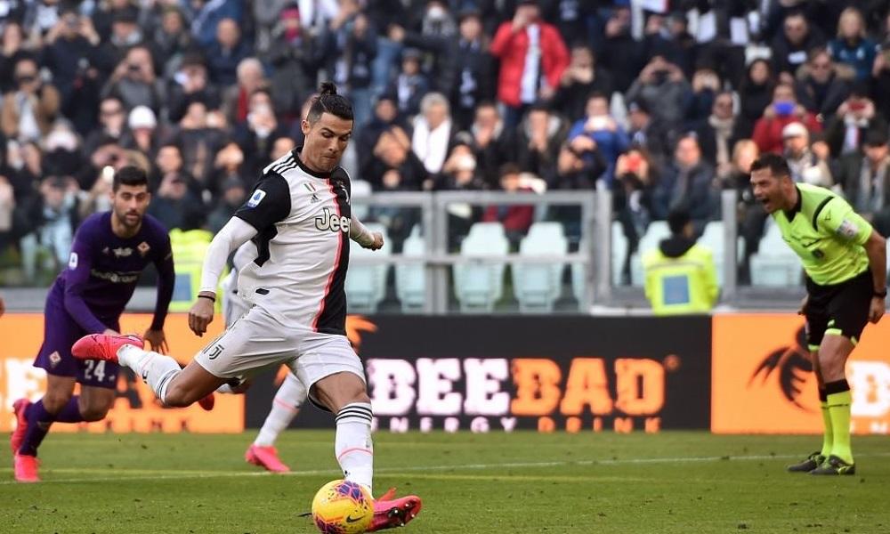 Serie A: Ασταμάτητη η Γιουβέντους με Κριστιάνο - Sportime.GR