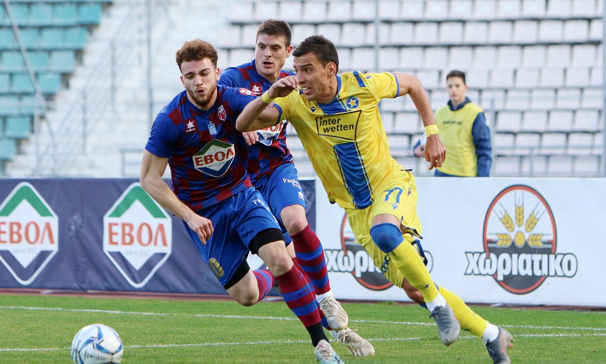 Βόλος – Αστέρας Τρίπολης 0-1: Πάτησε 6άδα με Ντέλετιτς στο φινάλε!. Πέμπτο ματς χωρίς ήττα για τους Αρκάδες