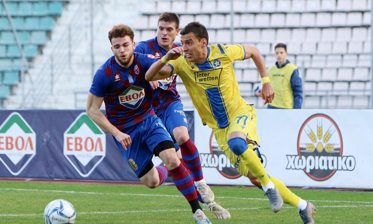 Βόλος – Αστέρας Τρίπολης 0-1: Πάτησε 6άδα με Ντέλετιτς στο φινάλε! - Sportime.GR