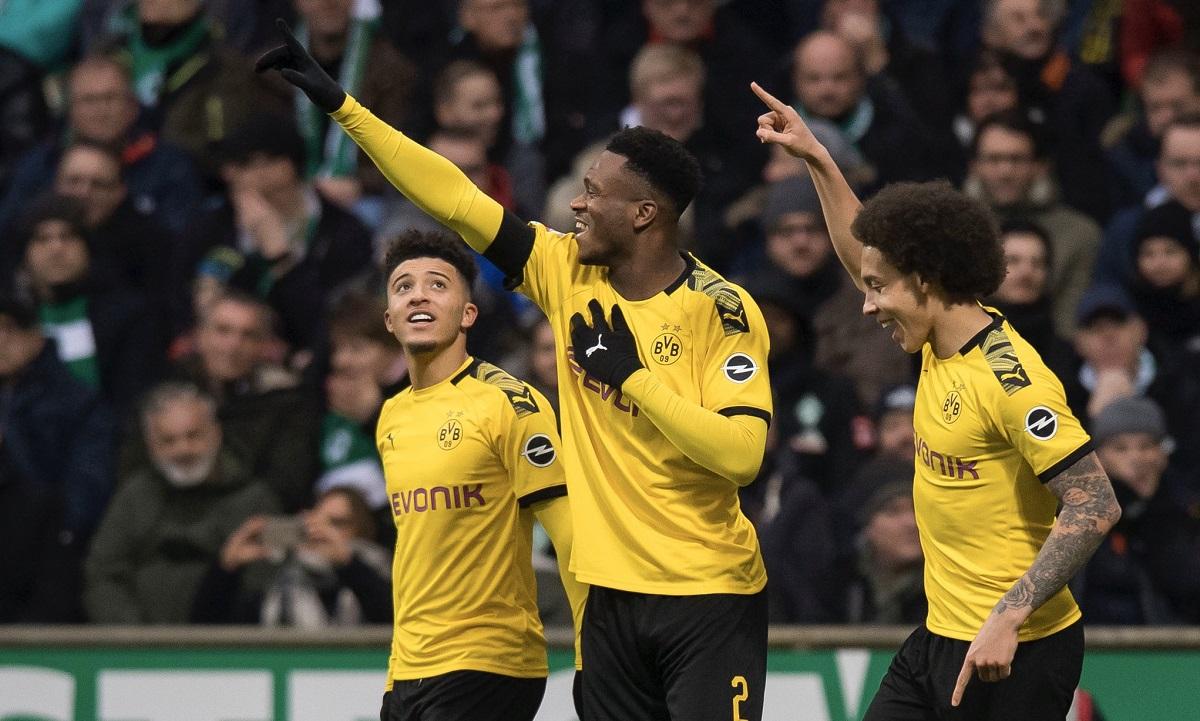 Bundesliga: «Καθάρισε η Ντόρτμουντ, «έμφραγμα» για τη Γκλάντμπαχ (vid)