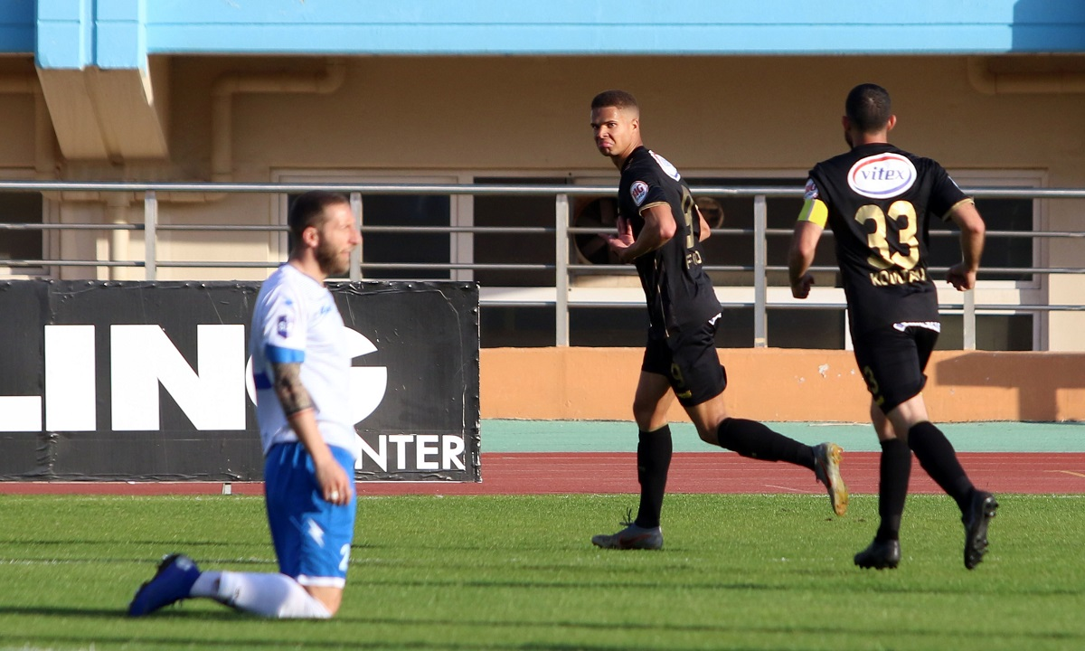 Εργοτέλης – Απόλλων Λάρισας 1-0: Στην 3η θέση με Έφορντ οι Κρητικοί (vid) - Sportime.GR