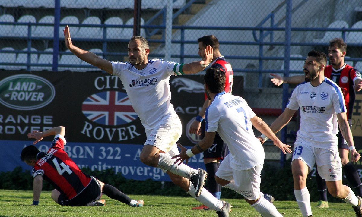 Football League: Νίκες για Βέροια, Αιγάλεω, Καβάλα (vids)