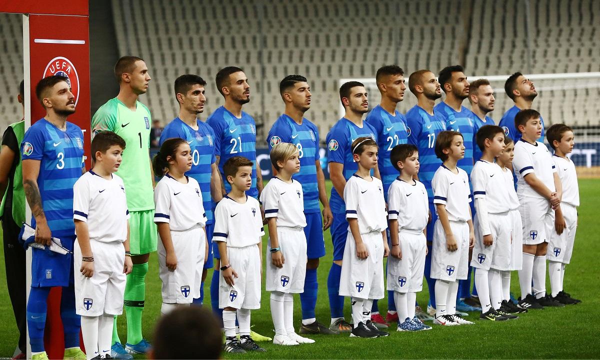 Εθνική Ελλάδας: Παρέμεινε 54η στην κατάταξη της FIFA (pic)