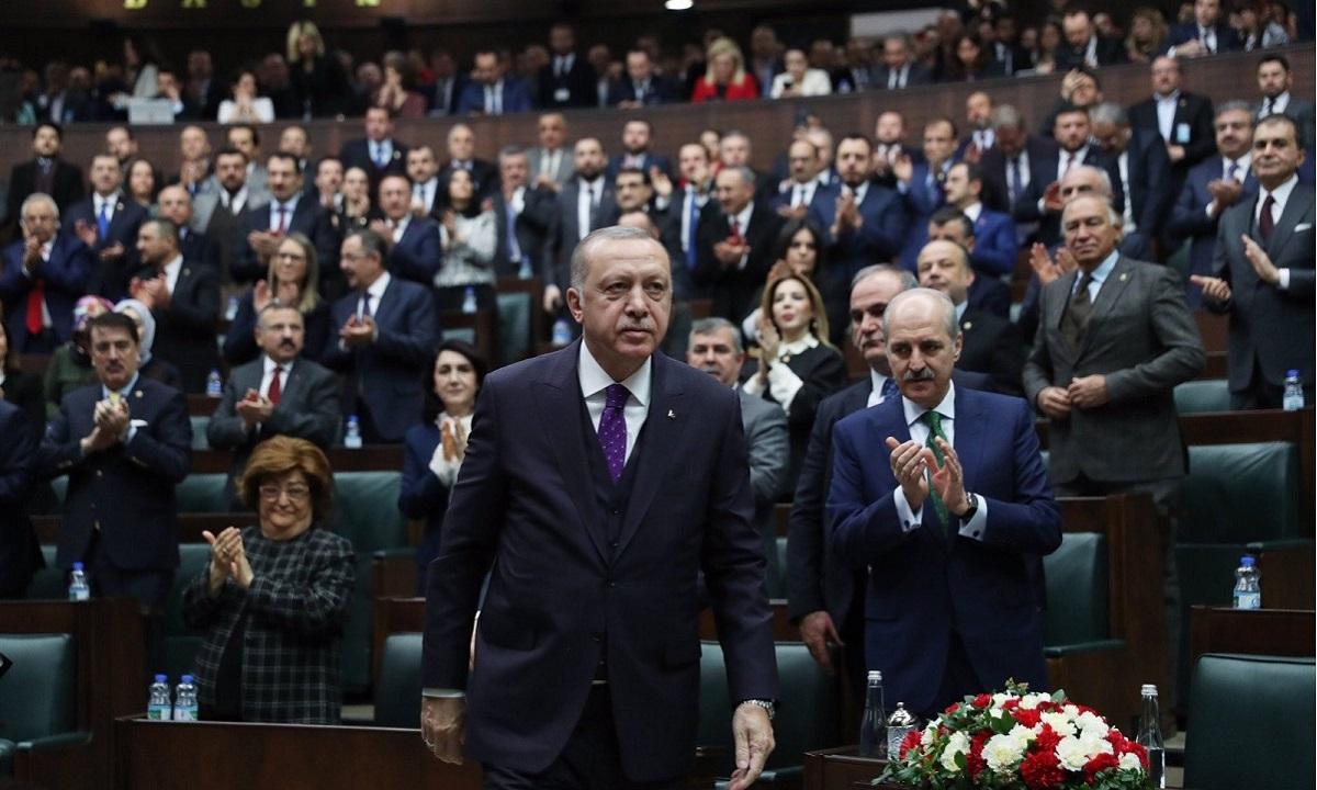Κοροναϊός: Η επική απάντηση του Ρετζέπ Ταγίπ Ερντογάν
