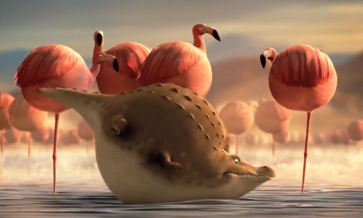 Έτσι θα ήταν τα άγρια ζώα αν έτρωγαν fast food (vid)