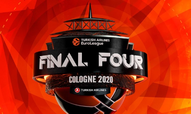 Euroleague: Αυτό είναι το logo του Final Four της Κολωνίας! (pic)