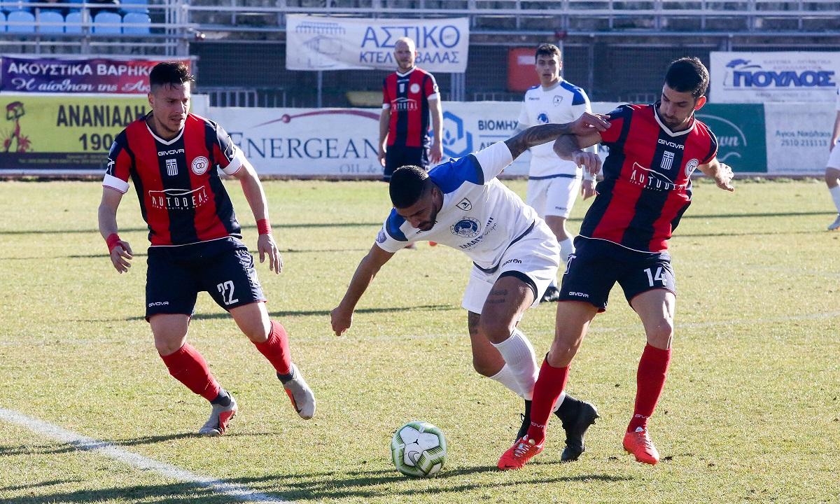 Football League: Ισοπαλία στην Καβάλα, «αυτοκτόνησε» ο Ιωνικός - Sportime.GR
