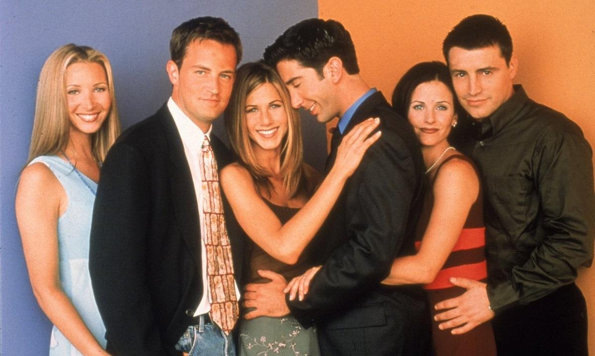 Ετοιμαστείτε: Έκλεισε το special επεισόδιο των Friends -Έρχονται στο HBO Max (vid)