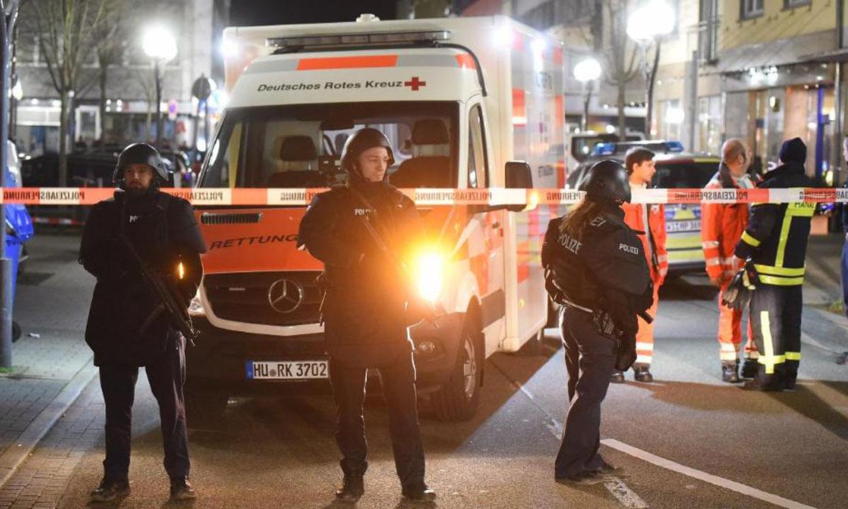 Γερμανία: Μακελειό με έντεκα νεκρούς