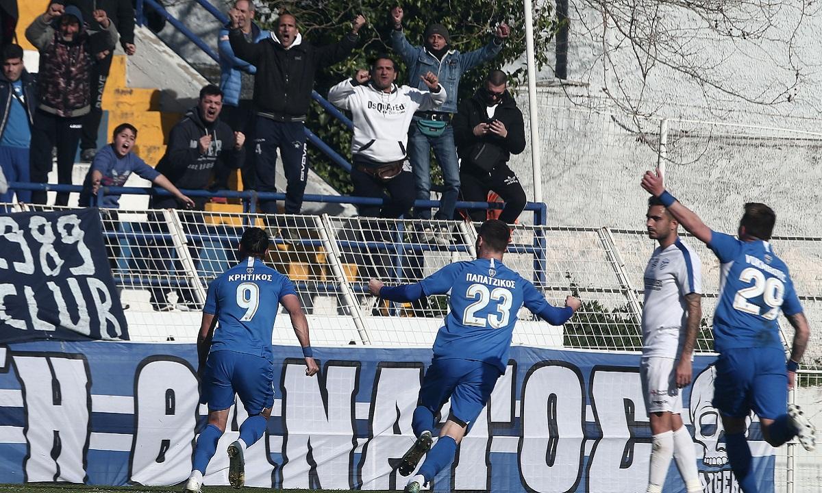 Football League: Νίκη ανόδου ο Ιωνικός, με ανατροπή ο Θεσπρωτός, 4άρα ο Ιάλυσος