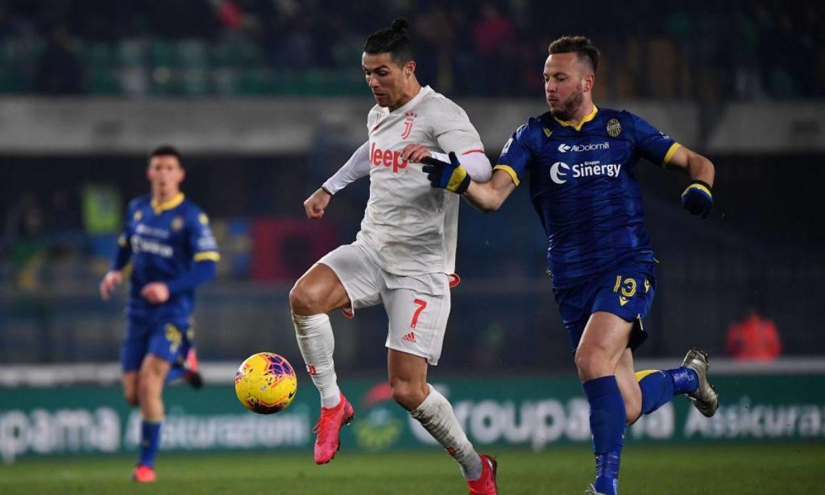 Βερόνα – Γιουβέντους 2-1: Δεν έφτανε ο τρομερός Κριστιάνο
