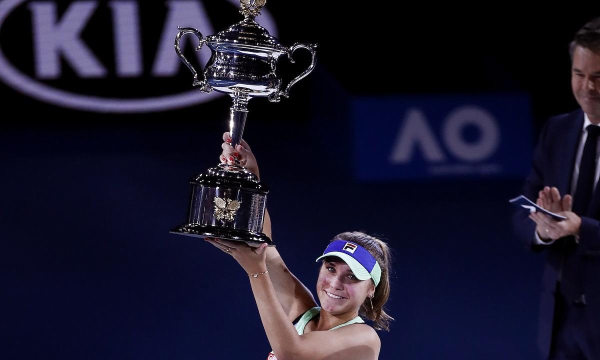 Australian Open: «Βασίλισσα» η Κένιν στα 21 της! (vid)