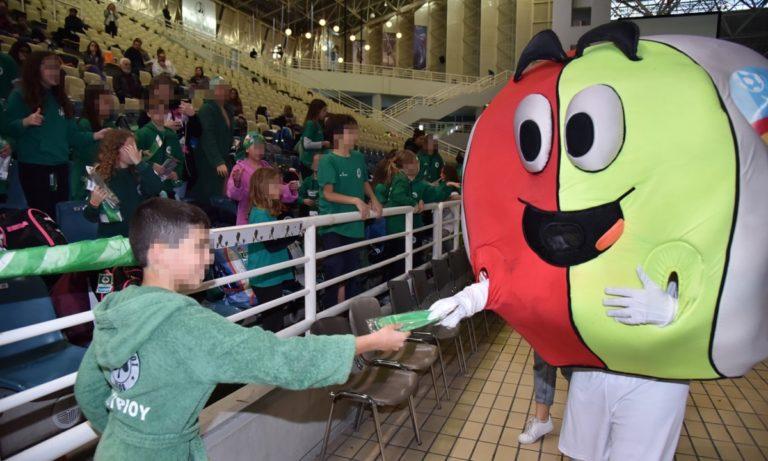 Η «Κερkidα ΟΠΑΠ» στηρίζει τον ερασιτεχνικό αθλητισμό
